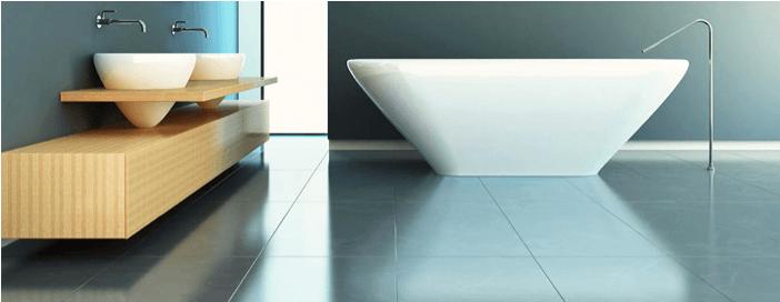 Bathroom Radiant Floor Heating