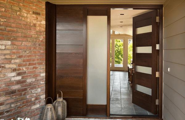 Contemporary Aluminum Doors