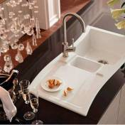 Best kitchen sink material