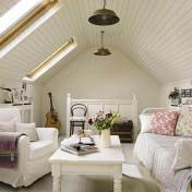 Renovating an attic