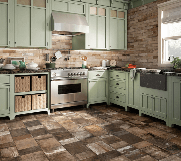 stone kitchen flooring kitchens remodel 8 tips to choose the best tile floors for every room ceramic floor