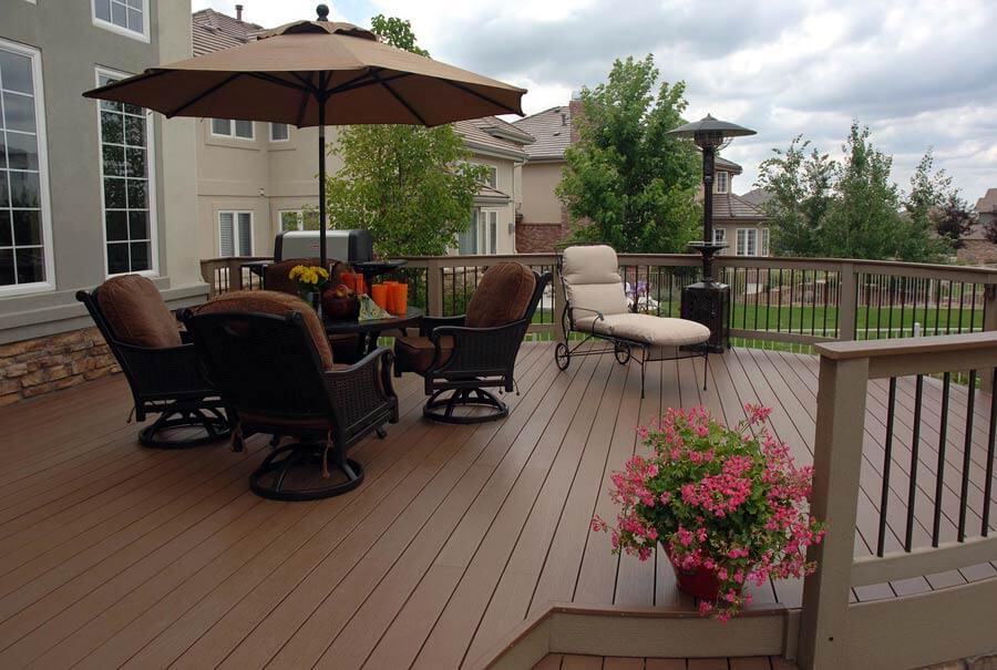 Deck Building Cost Calculator  Estimate Prices of Trex