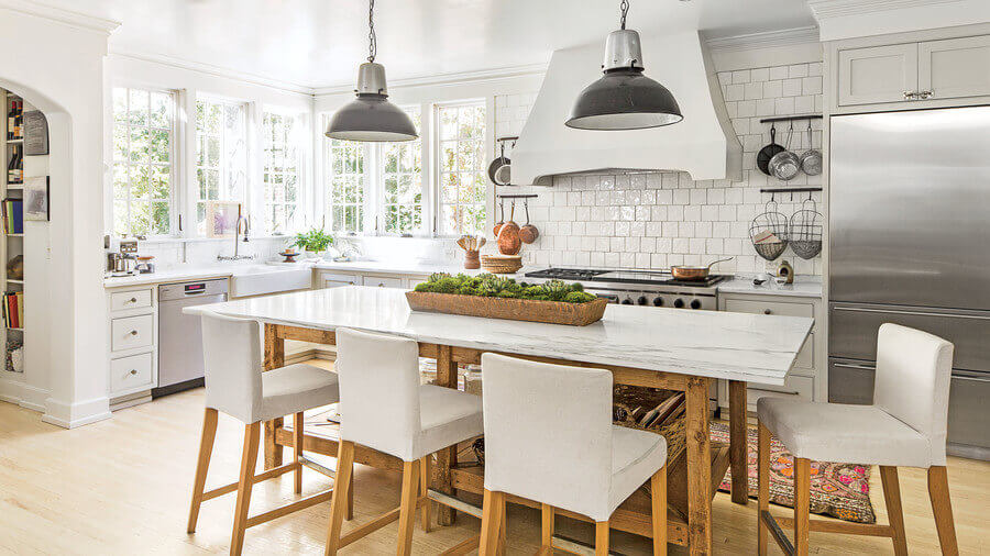 Remodeling Costs Guide - Contemporary Kitchen