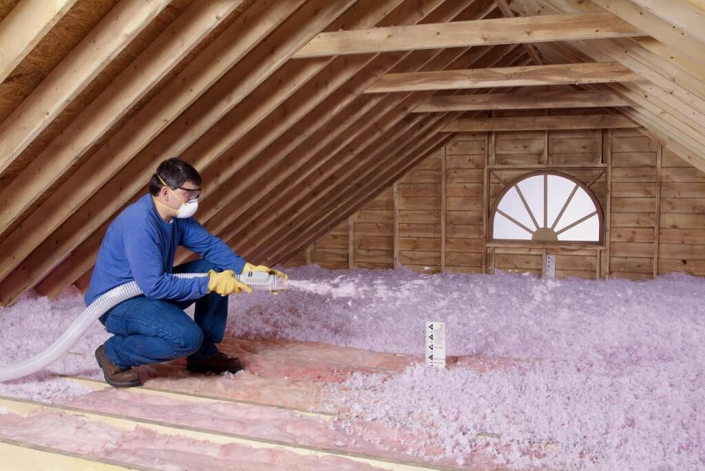 how much does kitchen remodel cost ninja system attic insulation guide: estimate blown-in ...