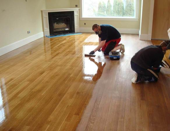 Cost Of Hardwood Floor Finishes | Remodeling Cost Calculator