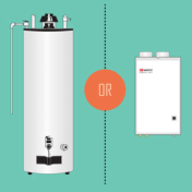water heater cost