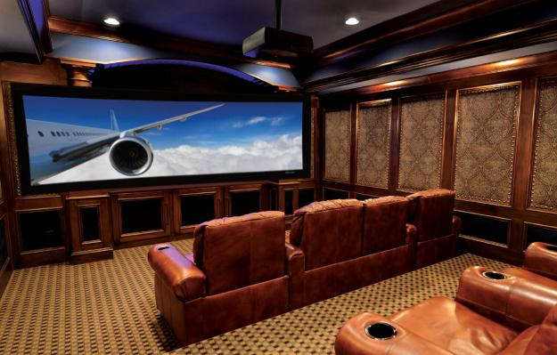 Cost of a home theater