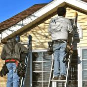 Cost to repair siding