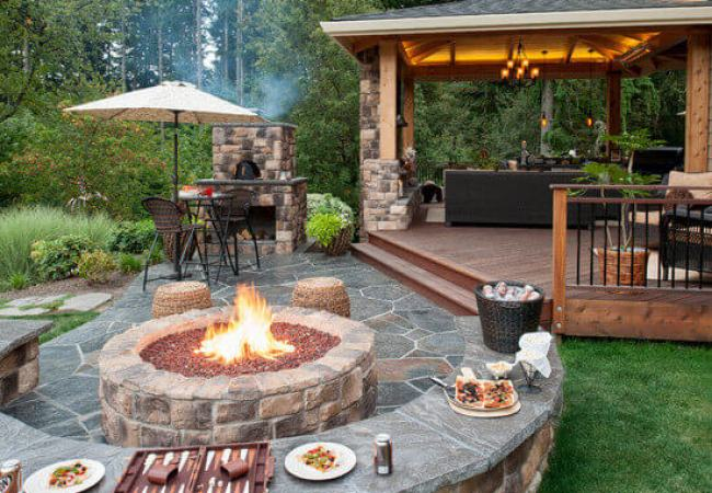 Cost of a Luxury Outdoor Deck