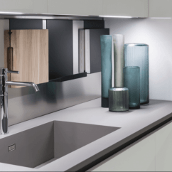 Mid Range Kitchen Cabinets Contemporary Island 7 Reasons To Fall In Love With Fenix Ntm Nanotech ...