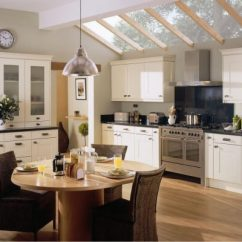 Kitchen Skylights Small Table And Chairs For 10 Things To Consider Before Buying Fixed Skylight In A White Traditional Style