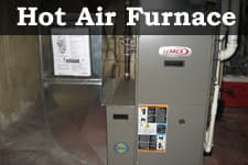 Get free hot air fornace quotes