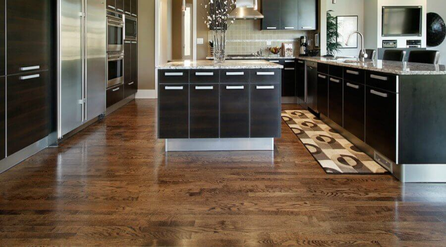 Wood Flooring Design Ideas