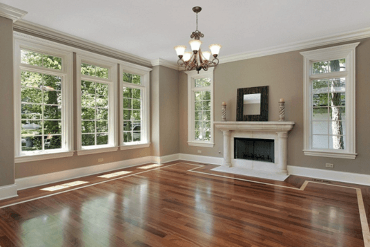 Interior Painting To Remodel A Foreclosed Home