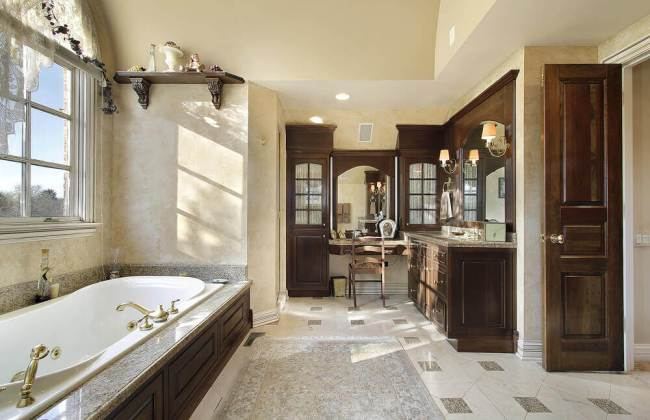 Luxury Master Bathroom Renovation
