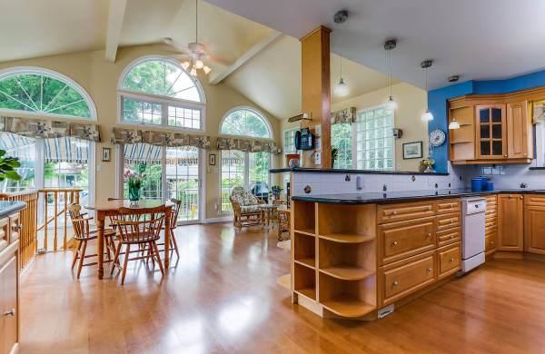 New Kitchen House Addition