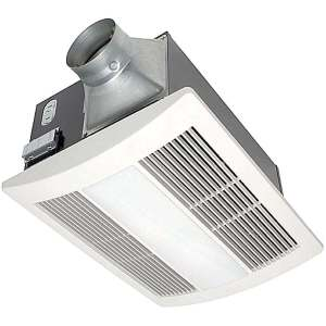 Panasonic Whisper Warm Heat Lamp and Fan