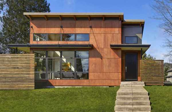 Parklex Wood Siding Panels