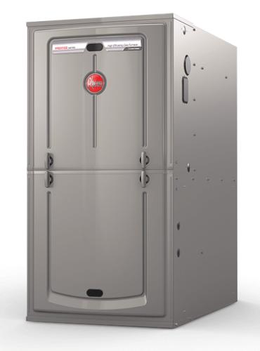 Rheem Prestige High Efficiency Gas Furnace