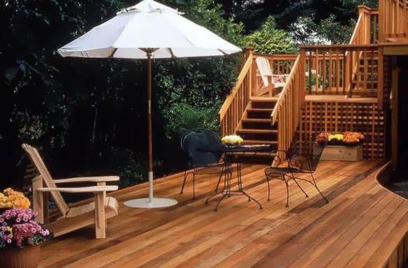 Wood Deck Installation Prices: Estimate The Cost Of
