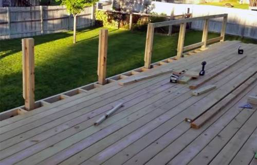 cost of decking