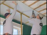 Hanging From Ceiling Drywall | Integralbook.com
