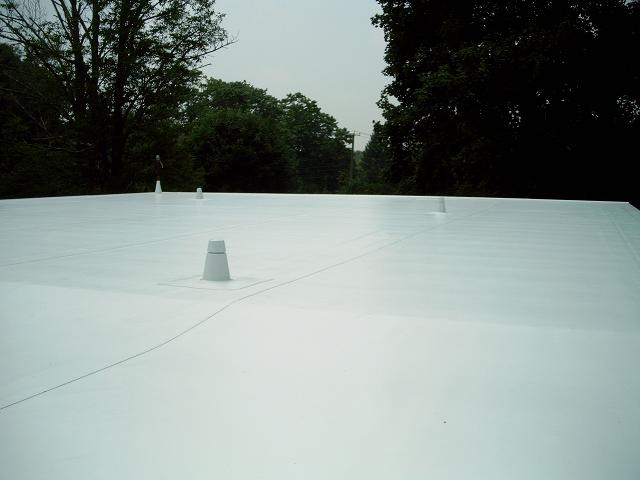 Pvc Roof Options And Costs Pvc Vs Tpo Home Remodeling