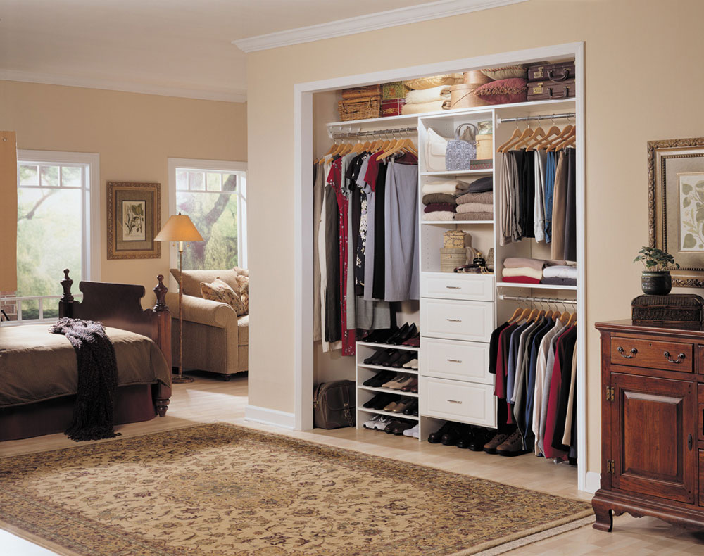 Top 20 Home Addition Costs And Roi 2017 2018 Remodeling Ways To Add Lighting A Closet Without Wiring Apartment Therapy Reach In Closets Or Walk Wardrobes Will Help You Keep Your Sanity Space That Can Quickly Get Messy Having The Freedom Arrange
