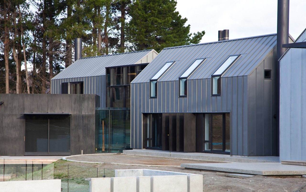 Zinc The Dark Horse Of Metal Roofing Zinc Roof Costs 2020 Home Remodeling Costs Guide
