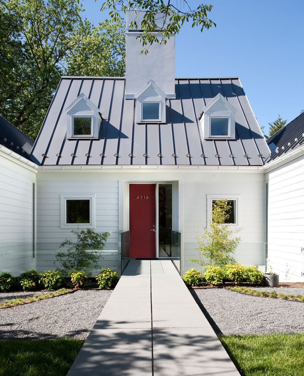 a qualified contractor will likely have real metal samples a brochure or catalog to show off all the possibilities for whats available - Standing Seam Metal Roof Cost