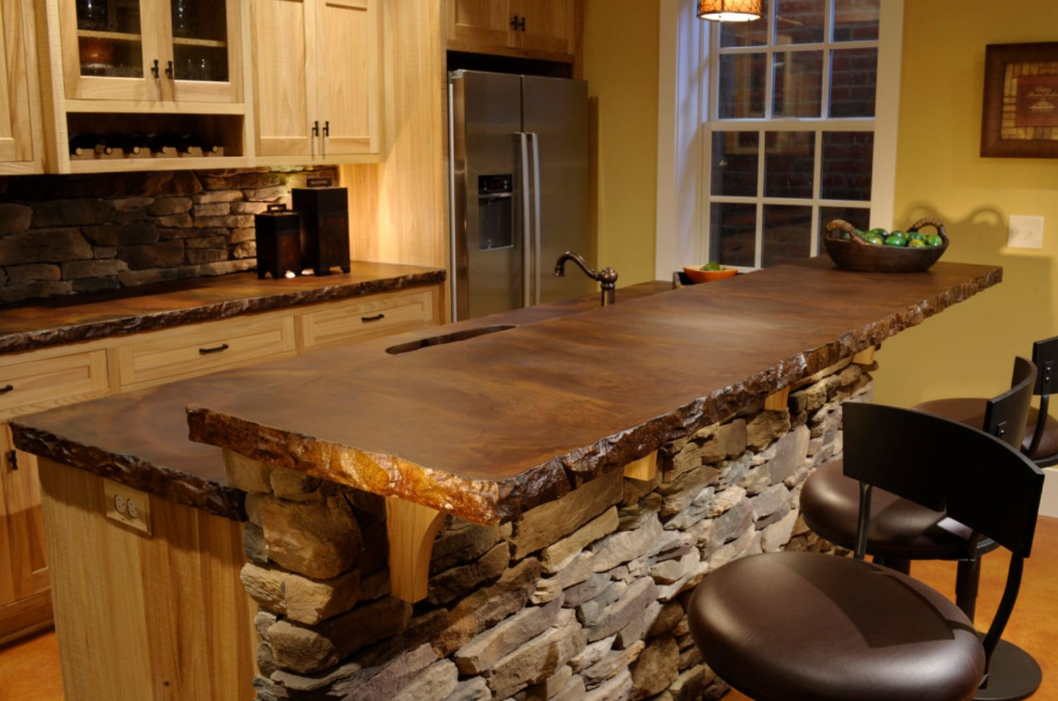 Beau What It Costs: Typically $65 U2013 $135 Per Square Foot Installed, But This Can  Vary Widely, Since Concrete Countertops Are Often A DIY Project.