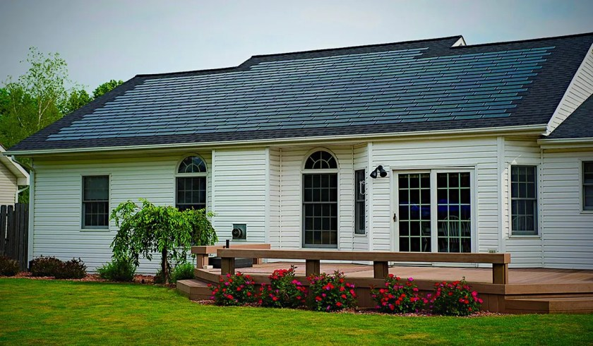 Residential Solar Roofing System