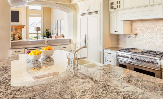 Counter Top Kitchen Remodeling