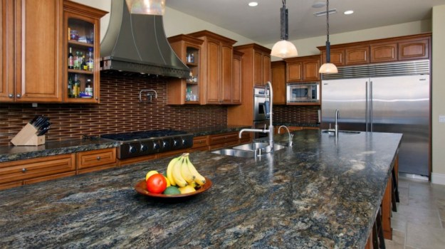Mediterranean-style-granite-countertop-McCullough Design Development