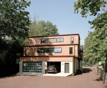 Shipping Containers as Homes