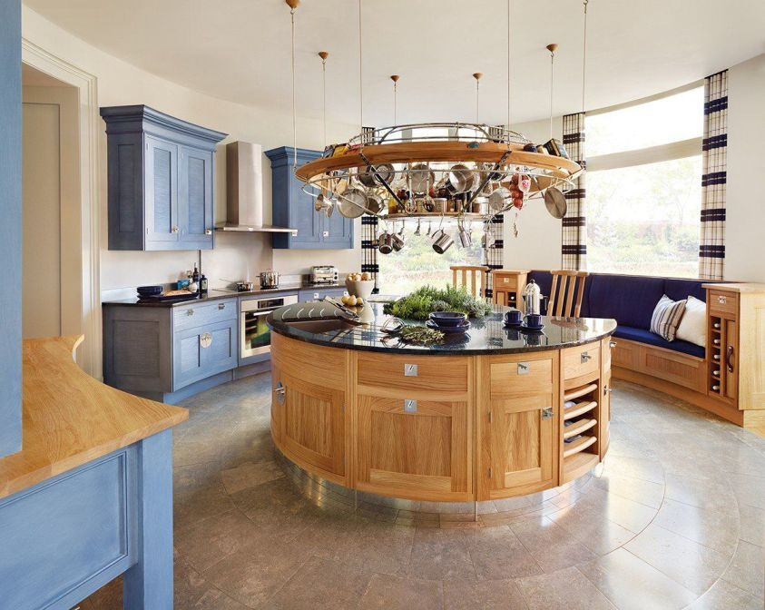 installing or upgrading a kitchen island is a smart move many house selling expert say that the kitchens which impress buyers the most are the ones that - Round Kitchen Island