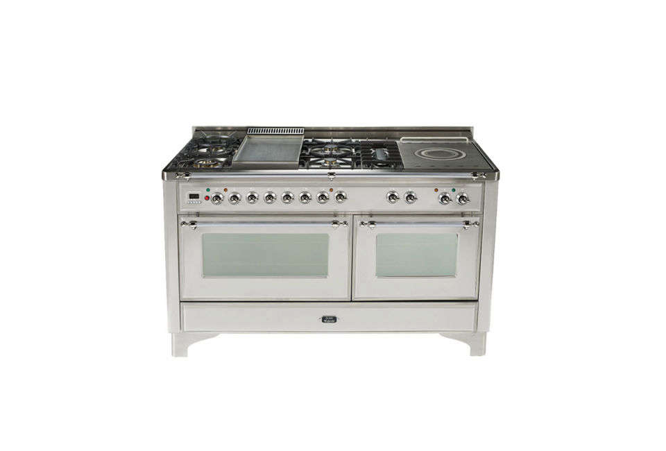 kitchen living turbo convection oven ikea modern cabinets 7 high-style italian ranges - remodelista