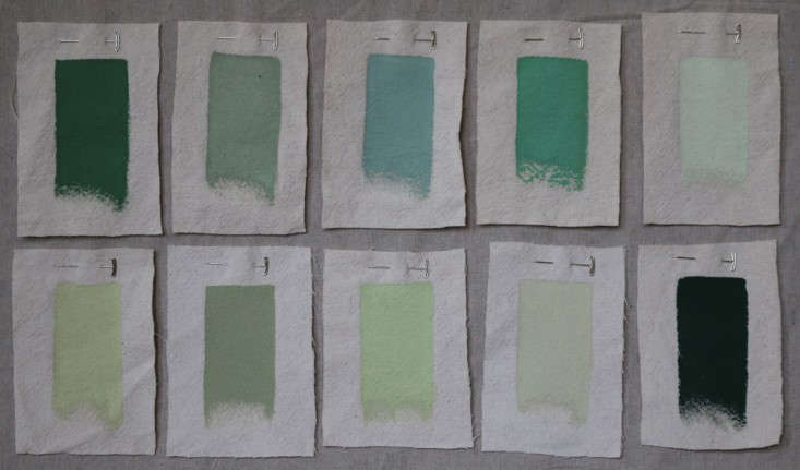 10 Paint Picks Jade And Celadon Green Remodelista