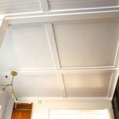 Inexpensive Beach Chairs Hon Guest Rehab Diaries: Diy Beadboard Ceilings, Before And After - Remodelista