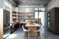 Kitchen of the Week: Epoch Films' Friendly-Industrial Loft ...