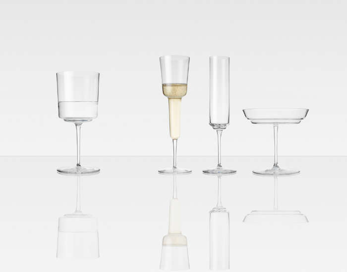 5 Favorites: Champagne Flutes: Remodelista