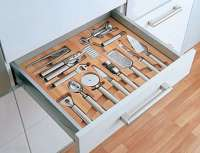 Mise en Place: Kitchen Tool Drawer Organizers: Remodelista