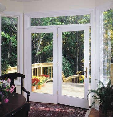 pella 450 series hinged patio door