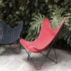 Folding Adirondack Chairs Ace Hardware Nicia Revolving Chair Butterfly And Canvas Cover: Remodelista