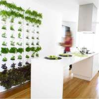 7 Kitchens with Built-In Herb Gardens: Remodelista