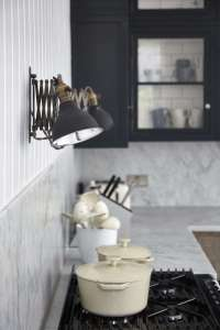 11 Best Industrial-Style Black Sconces for the Kitchen ...