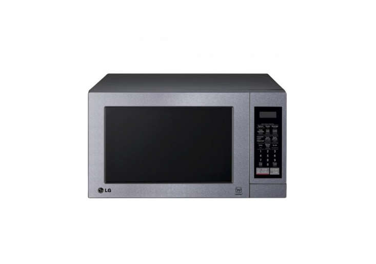 lg 0 7 cu ft stainless steel