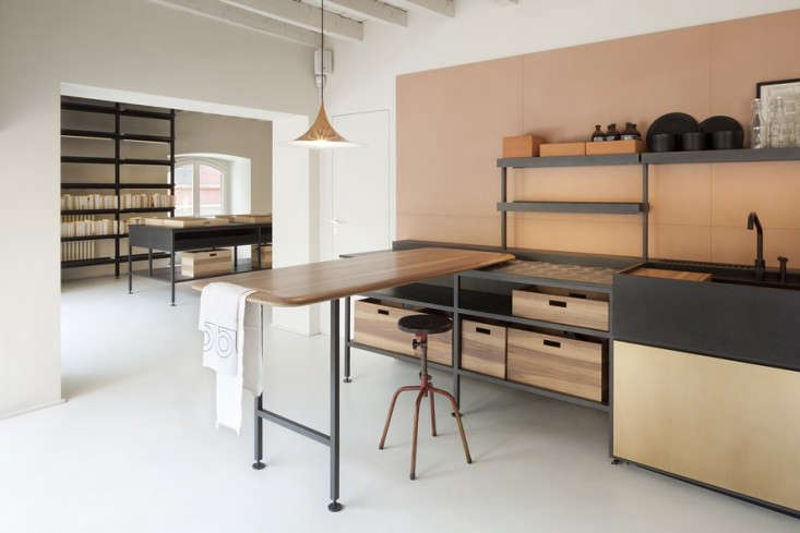 A Kitchen Inspired by Seaside Living Remodelista