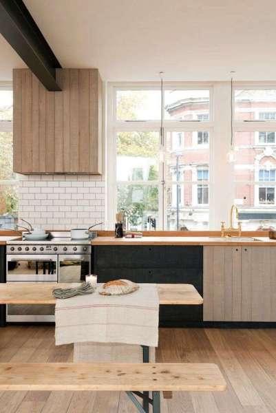 urban design house kitchen Kitchen of the Week: The New Urban Rustic Kitchen, Clerkenwell Edition: Remodelista
