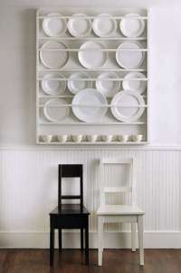 10 Easy Pieces: Wall-Mounted Plate Racks: Remodelista